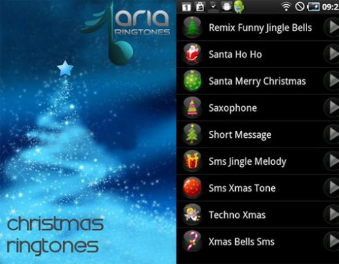 Ringtones app