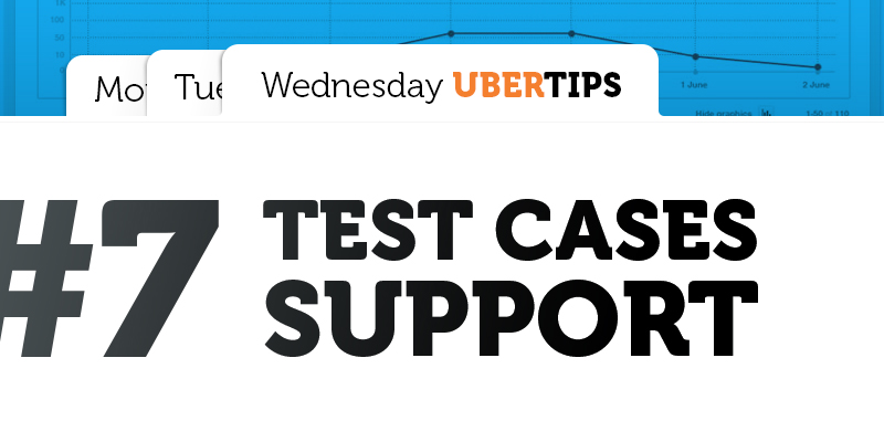 Test Cases Support