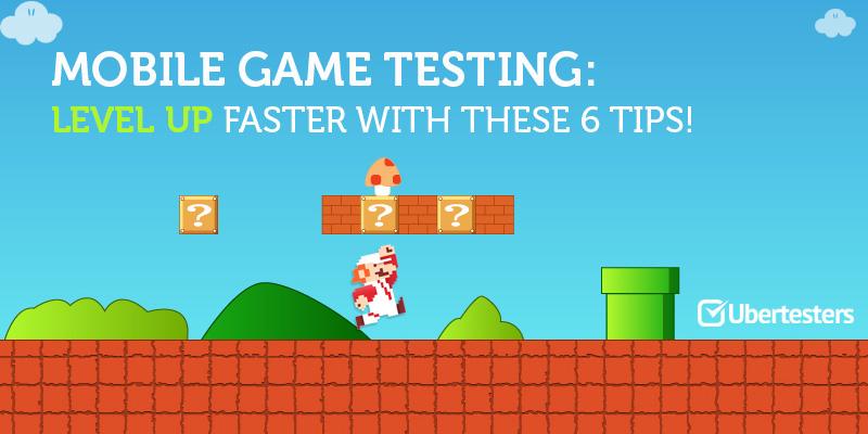 Mobile-game-testing.Ubertesters