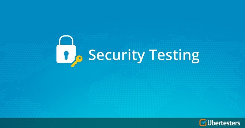 Mobile and web Security testing approach. Made by Ubertesters